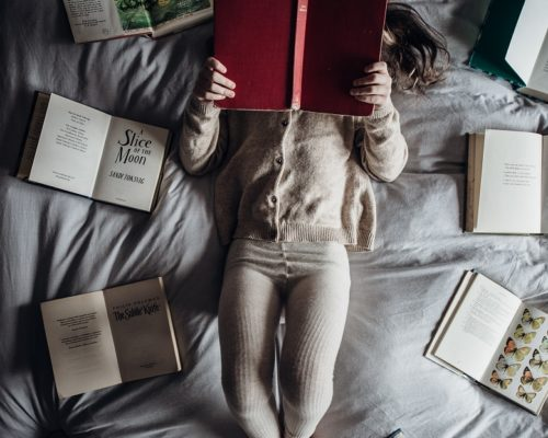 Reading books is always a good habit