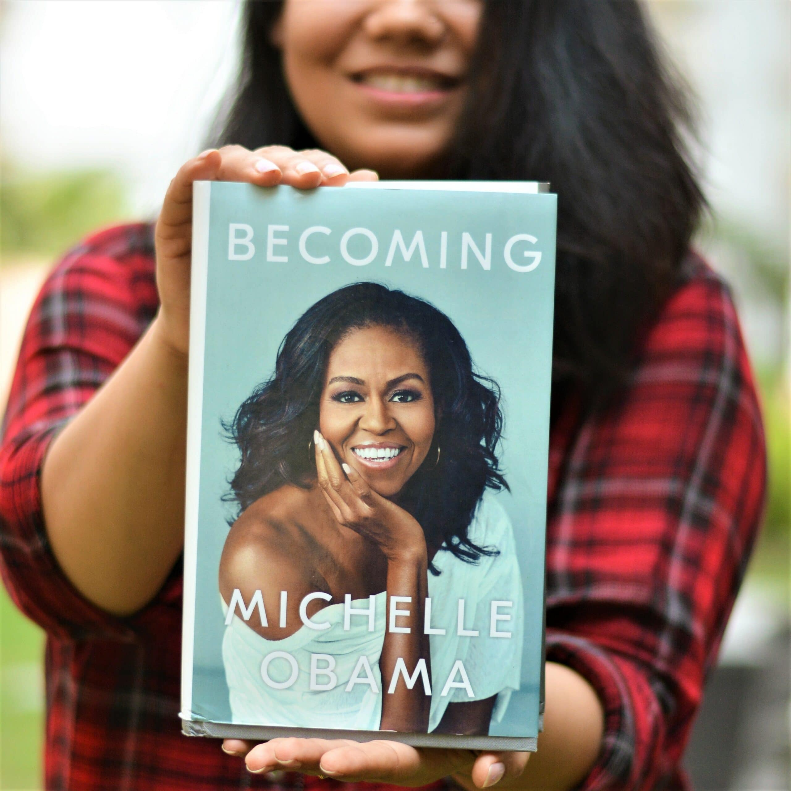 #BookReview – Becoming by Michelle Obama