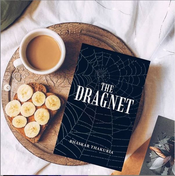A Thriller Novel You Should Not Miss- The Dragnet #Book Review