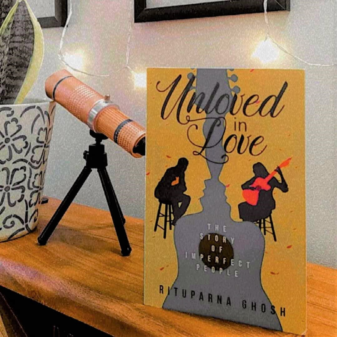 Unloved in Love by Rituparna Ghosh #BookReview